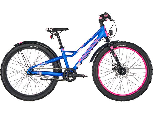 s'cool faXe 24 7-S Kids blue/pink matt